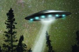 外星飞船,数千年前就已降落地球进行探索 罗斯威尔UFO坠毁事件
